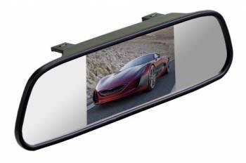 Зеркало заднего вида с монитором Silverstone F1 Interpower IP Mirror HD (MIR-IP-5HD)