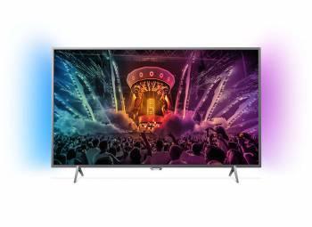 Телевизор LED 43 Philips 43PUS6401 / 60 серебристый