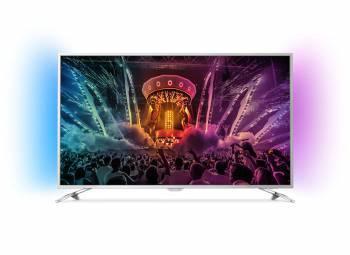 Телевизор LED 43 Philips 43PUS6501 / 60 серебристый