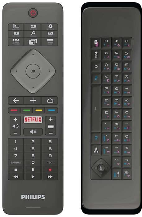 "Телевизор LED 55"" Philips 55PUS7101/60 темный металлик - фото 3"