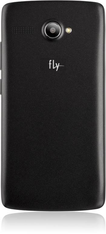 Смартфон Fly Cirrus 3 FS506 8ГБ черный - фото 3