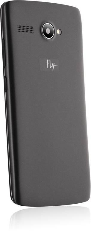 Смартфон Fly Cirrus 3 FS506 8ГБ черный - фото 4