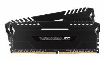 Модуль памяти DIMM DDR4 2x16Gb Corsair (CMU32GX4M2A2666C16)