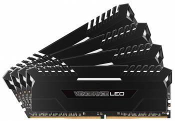 Модуль памяти DIMM DDR4 4x16Gb Corsair (CMU64GX4M4A2666C16)