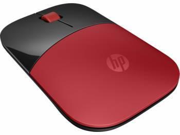 Мышь HP z3700 красный