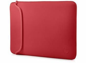 Чехол для ноутбука HP Chroma черный/красный, неопрен, рекомендуемая диагональ 13.3 (V5C24AA)