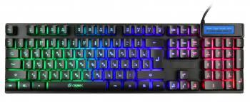 Клавиатура Oklick 760G черный