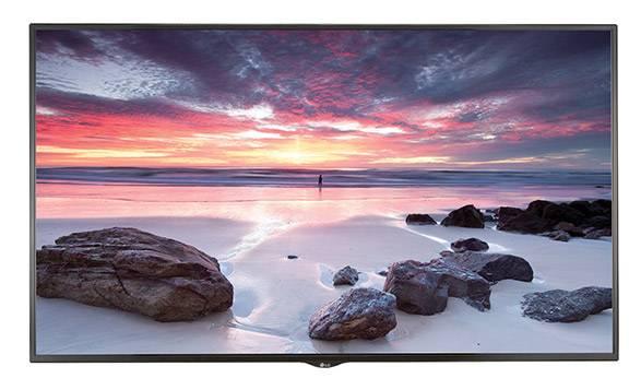 """Профессиональная LCD панель 65"""" LG 65UH5B черный - фото 1"""