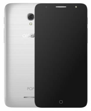 Смартфон Alcatel Pop 4 Plus 5056D 16ГБ серебристый