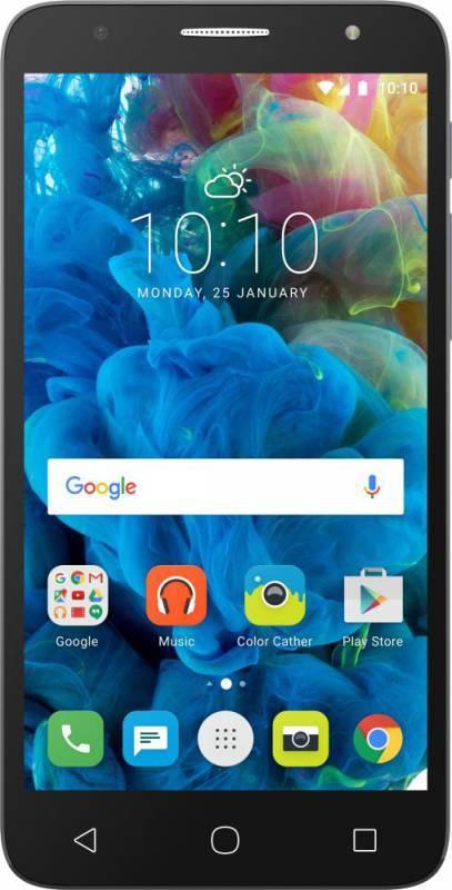 Смартфон Alcatel Pop 4 Plus 5056D 16ГБ серебристый - фото 1