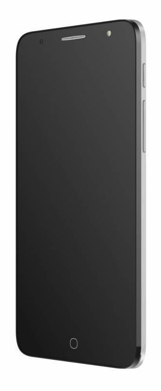 Смартфон Alcatel Pop 4 Plus 5056D 16ГБ серебристый - фото 4