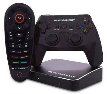 Комплект спутникового телевидения Триколор GAMEKIT (046/91/00046282)