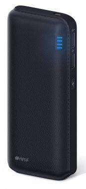 Мобильный аккумулятор HIPER SP12500 черный (SP12500 BLACK)