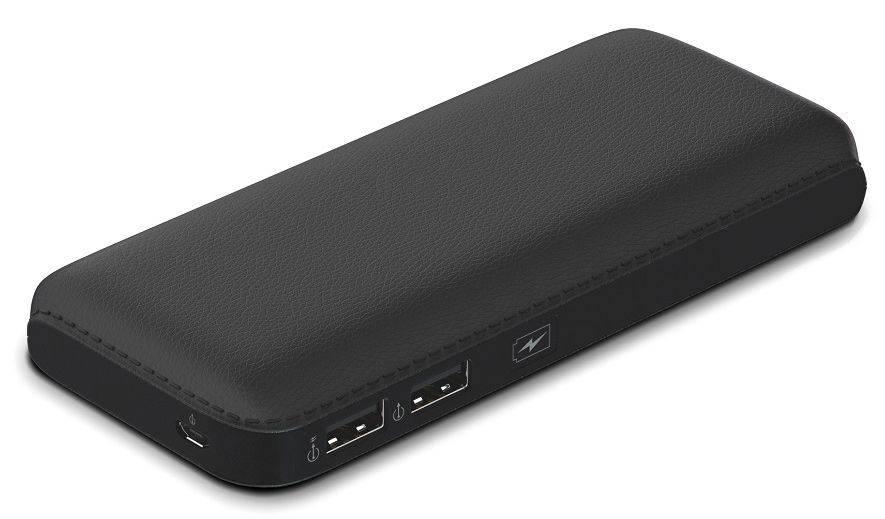 Мобильный аккумулятор HIPER SP12500 черный (SP12500 BLACK) - фото 4