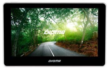 GPS-навигатор Digma ALLDRIVE 700 7 черный