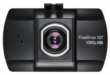Видеорегистратор Digma FreeDrive 107 черный (FREEDRIVE 107)