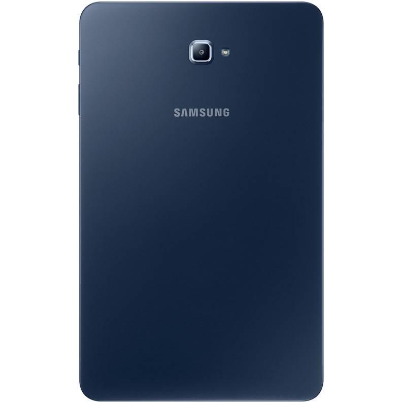 "Планшет 10.1"" Samsung Galaxy Tab A SM-T580N 16ГБ темно-синий (SM-T580NZBASER) - фото 2"