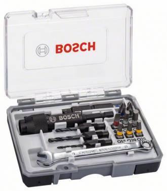 Набор бит Bosch Drill-Drive (20пред.) для шуруповертов (2607002786)