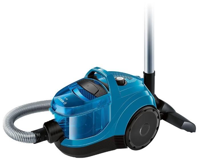 Пылесос Bosch BGC1U1550 синий/черный - фото 1
