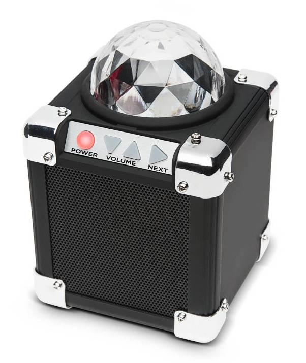 Магнитола ION Audio PARTY ON черный/серебристый - фото 2