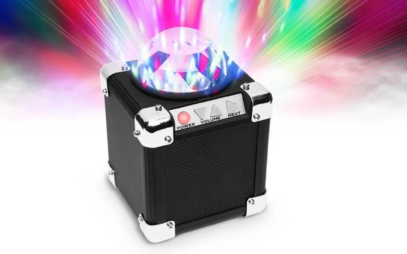 Магнитола ION Audio PARTY ON черный/серебристый - фото 3