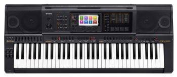 Синтезатор Casio MZ-X300 черный