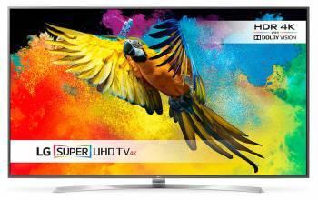 Телевизор LED 75 LG 75UH780V серебристый