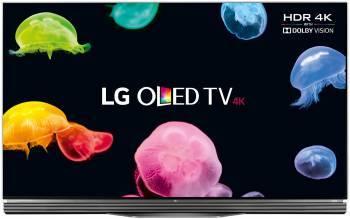 Телевизор LED 55 LG OLED55E6V черный