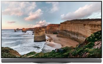 Телевизор LED 65 LG OLED65E6V серебристый / белый
