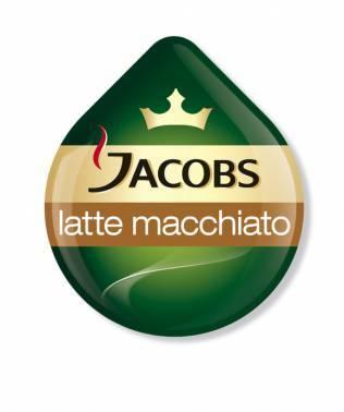 Капсулы Bosch TASSIMO JACOBS Латте Макиато
