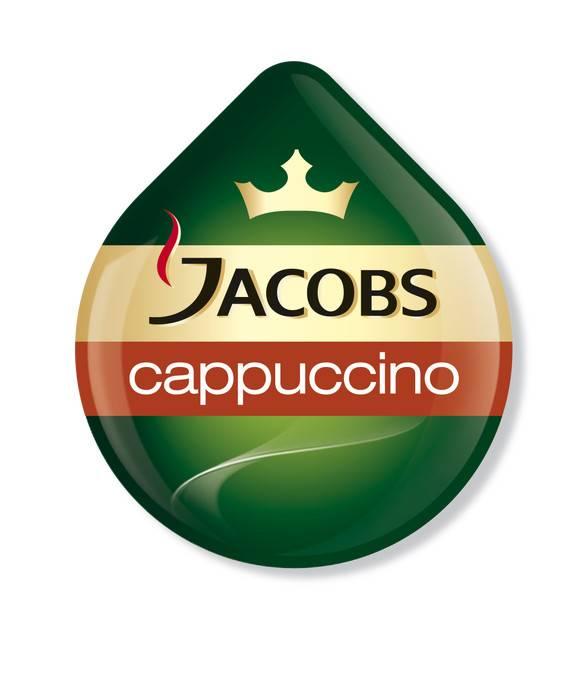 Кофе капсульный Tassimo Cappuccino упак.:8капс. (4031500) - фото 1