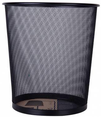 Корзина для бумаг Deli E9190 12л. черный