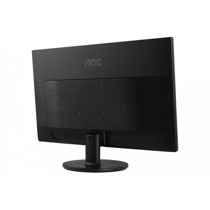 """Монитор 24"""" AOC Gaming G2460VQ6 черный/красный - фото 4"""