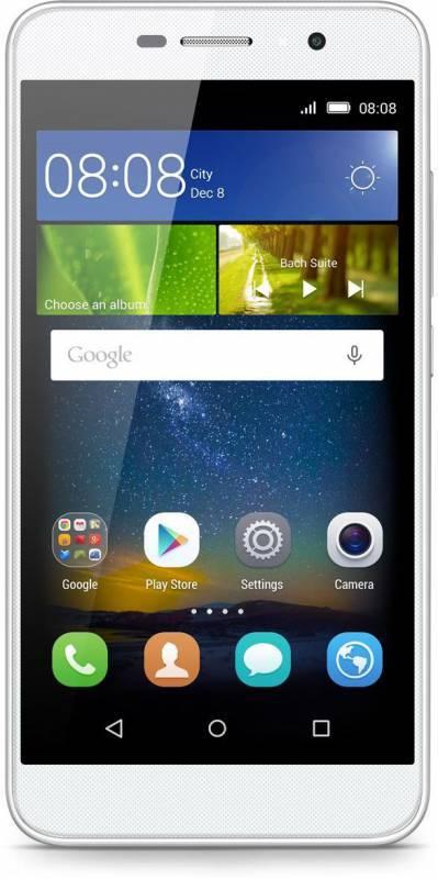 Смартфон Huawei Honor 4C pro 16ГБ белый - фото 4