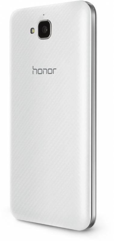 Смартфон Huawei Honor 4C pro 16ГБ белый - фото 5