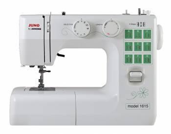 Швейная машина Janome Juno 1615 белый