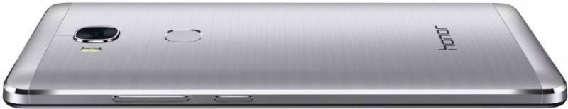 Смартфон Huawei Honor 5X 16ГБ графит - фото 7
