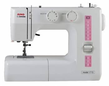 Швейная машина Janome Juno 1715 белый