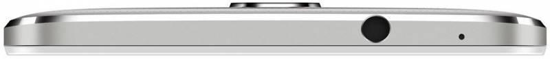 Смартфон Huawei Honor 5X 16ГБ серебристый - фото 5