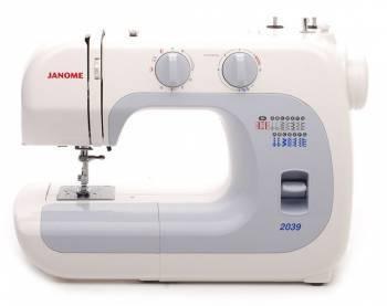 Швейная машина Janome 2039 белый