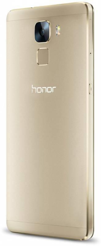 Смартфон Huawei Honor 7 Premium 32ГБ золотистый - фото 4