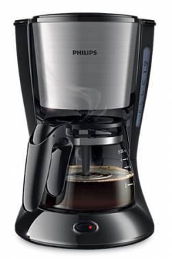 Кофеварка капельная Philips HD7434 / 20 черный
