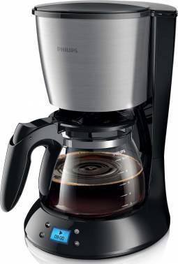 Кофеварка капельная Philips HD7459 / 20 черный