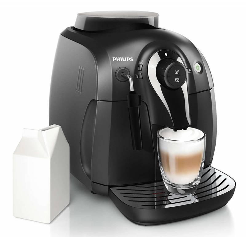 Кофемашина Philips HD8649/01 черный - фото 3