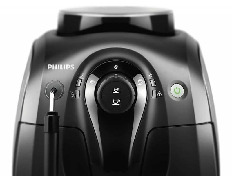 Кофемашина Philips HD8649/01 черный - фото 5