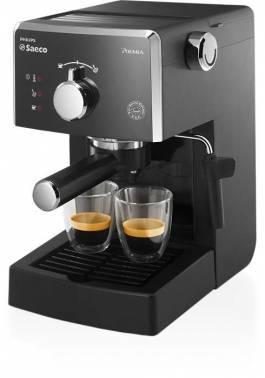 Кофемашина Philips Saeco HD8323 / 39 черный