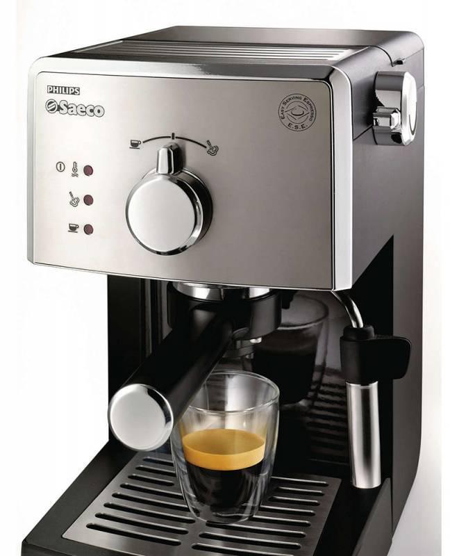 Кофеварка эспрессо Philips ABC CLASS HD8325/79 серый/черный - фото 3
