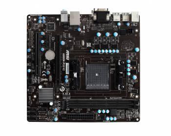 Материнская плата MSI A88XM-P33 V2 Soc-FM2+ mATX
