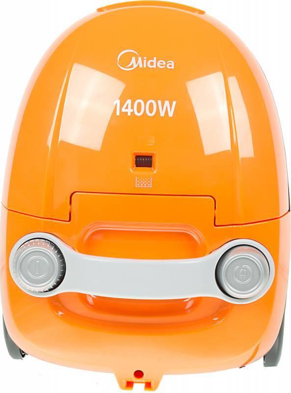Пылесос Midea VCB33A3 оранжевый - фото 2