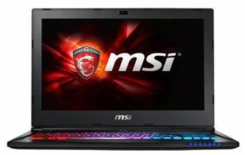 Ноутбук 15.6 MSI GS60 6QE(Ghost Pro)-452XRU черный